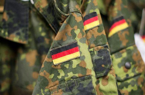 Der Fall Franco A sorgt in der Bundeswehr für Aufruhr. Foto: dpa