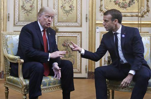 Trump sichert Europa militärischen Beistand zu