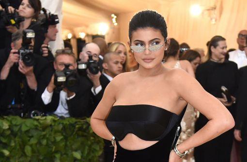 Blutjung und steinreich: TV-Sternchen, Model und Unternehmerin Kylie Jenner Foto: dpa
