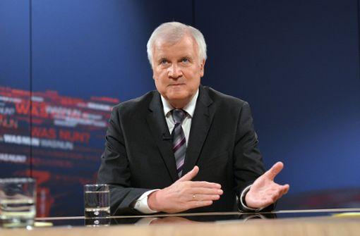 Erster CSU-Kreisverband fordert Ablösung von Seehofer