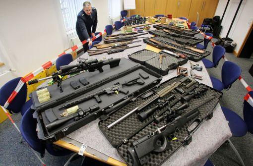 Mehr als 600 Reichsbürger besitzen legal Schusswaffen