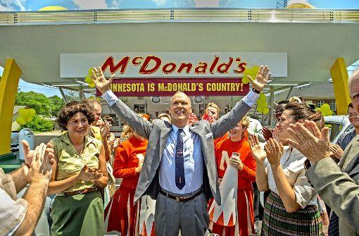 Wie man sich McDonald's unter den Nagel reißt