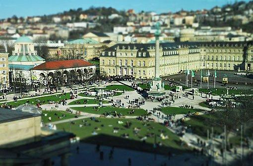 Stuttgart - ein Talkessel voller Geschichte und Geschichten. Kennen Sie sich aus? Foto: Leserfotograf dsc02