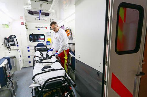 Kostenschock nach Krankentransport