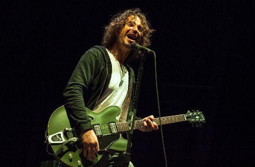 Chris Cornell hat sich nach einem Soundgarden-Konzert in Detroit das Leben genommen. Foto: Invision