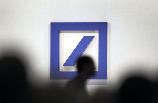 Die Deutsche Bank sucht einen Plan B