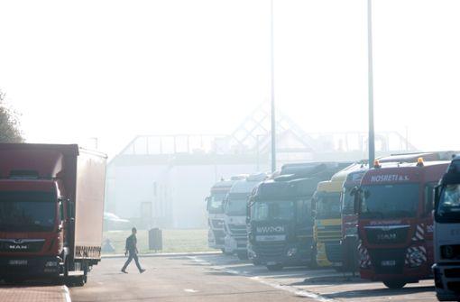 EU-Länder wollen bessere Arbeitsbedingungen für Fernfahrer