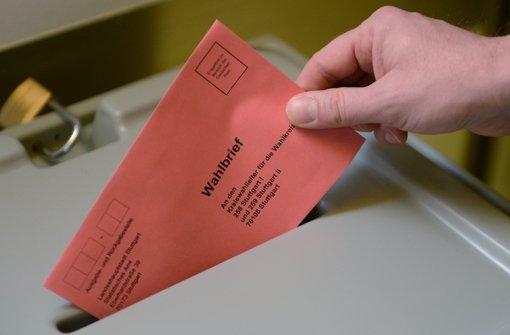 Bereits 65000 Anträge auf Briefwahl