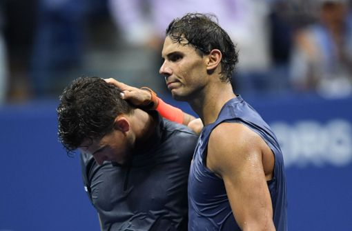 Rafael Nadal besiegt Dominic Thiem in spektakulärem Match