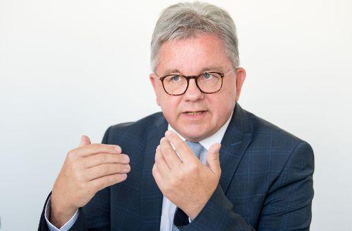 Justizminister Wolf: Nicht akzeptabel