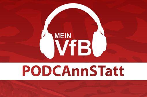 Die neue PODCAnnSTatt-Folge ist da und hat die VfB-Themen der Woche im Blick. Foto: StN/Klos