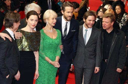 Helen Mirren stürzt bei Berlinale