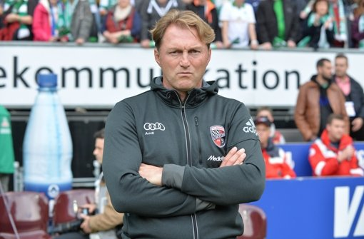 FC Ingolstadt sieht sich nicht als Favorit