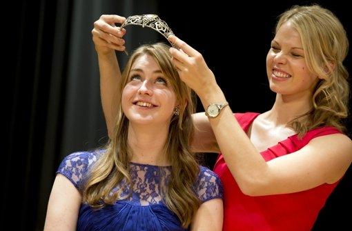 Stuttgarterin trägt jetzt die Krone