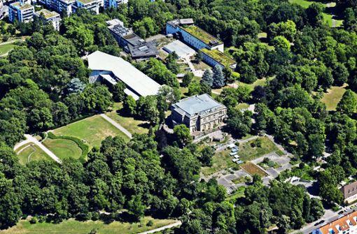 Soll das Konzerthaus im Park der Villa Berg gebaut werden?