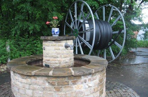 Denkmal für Wasserpioniere