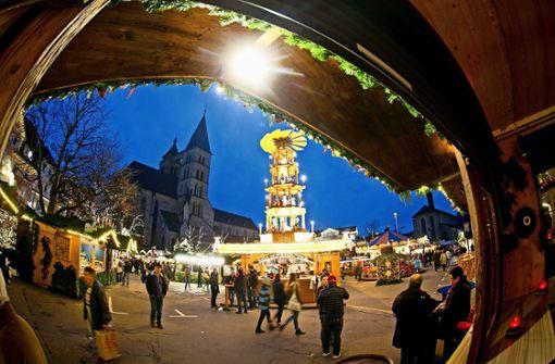 Fachjury kürt Esslingen zur schönsten deutschen Weihnachtsstadt