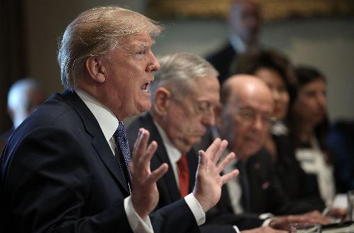 US-Präsident Trump fordert Todesstrafe