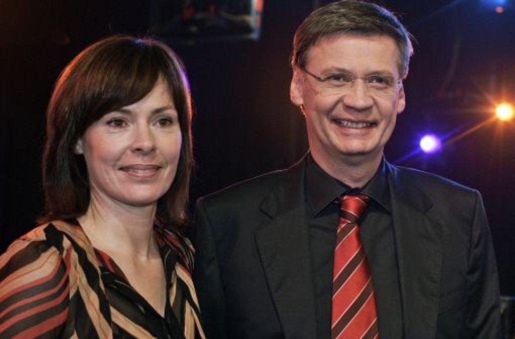 Günther Jauch Kristin Jauch