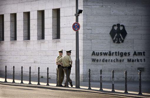 Cyberspione knacken deutsches Regierungsnetz