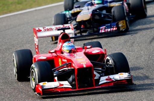 Fernando Alonso gewinnt in China