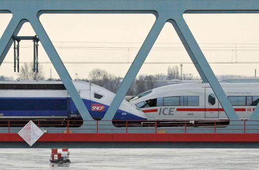 Fusionspläne für Bahngeschäft besiegelt