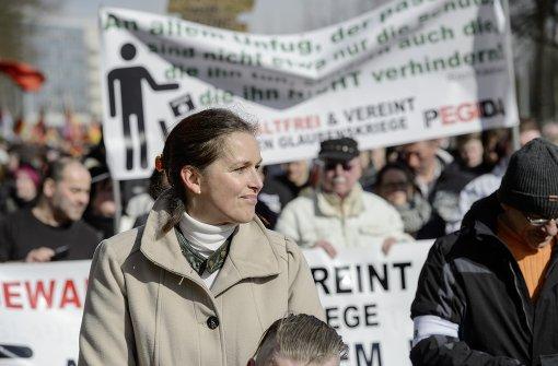 Neue Ermittlungen gegen Ex-Pegida-Frontfrau