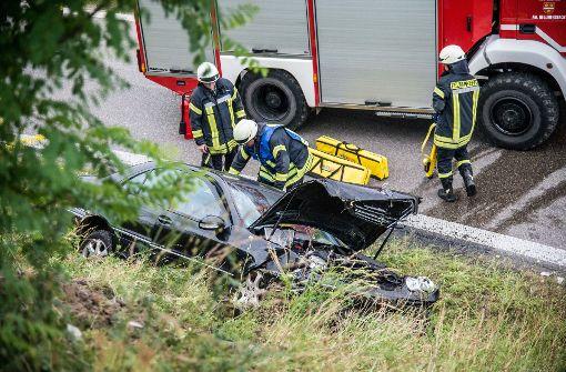 Unfälle überschatten das Wochenende