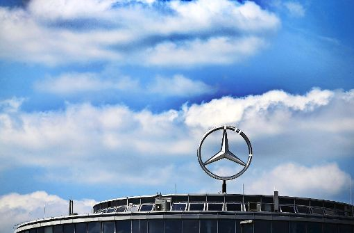 Der Faktencheck nimmt die Exportzahlen deutscher Autobauer wie Daimler unter die Lupe (Symbolbild). Foto: dpa-Zentralbild