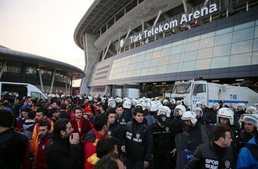 Der Terror erreicht den türkischen  Fußball