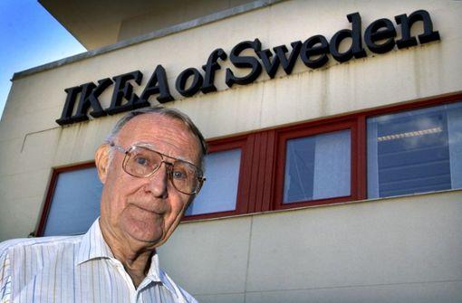 Ikea-Gründer gestorben