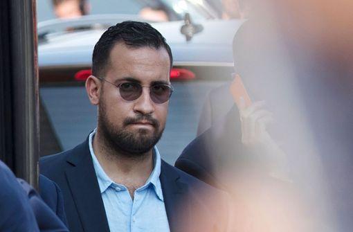 Offizielles Ermittlungsverfahren gegen Ex-Mitarbeiter von Macron