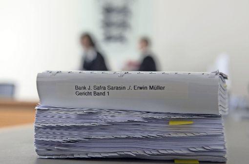 Schweizer Bank muss Drogerie-Unternehmer Müller Millionen zahlen
