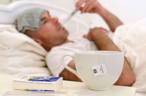 Die Grippewelle hat begonnen. Foto: dpa