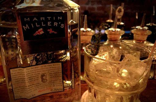 Ein Gin Tonic entführt ans Mittelmeer