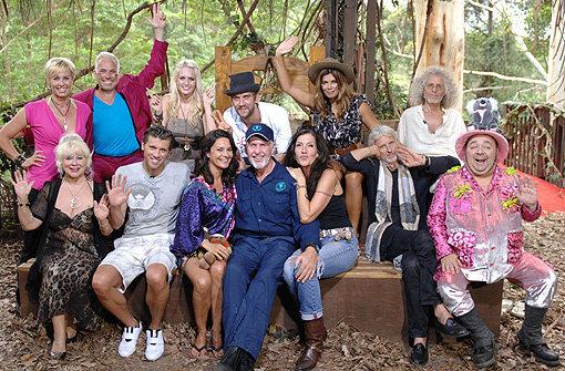 Dschungelcamp Staffel 1