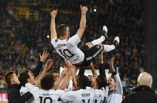 Tschö, Poldi!