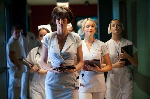 Aufgesexte Krankenschwestern auf dem Fantasy Filmfest: Nurse 3D Foto: Verleih