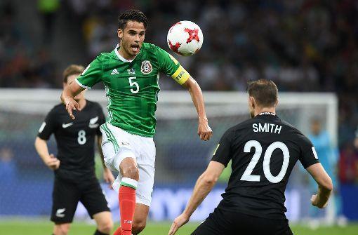 Diego Reyes – einer für den VfB?