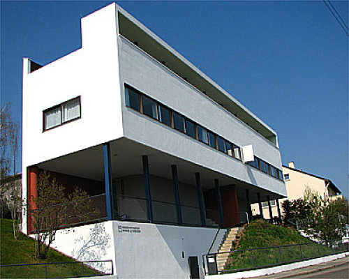 Tag des offenen denkmals bauhaus und der beton der 70er - Bauhaus baden baden ...