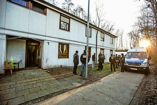 Den Bewohnern der Asylunterkunft werden insgesamt 50 Straftaten zur Last gelegt. Foto: 7aktuell.de/Schmalz