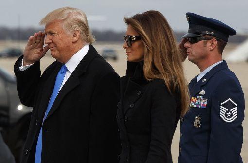 Ist Trump ein rechtmäßiger Präsident?