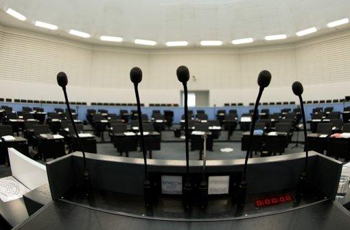 Im Stuttgarter Landtag wurde mit den Stimmen von Grün-Rot die Novelle der Landesbauordnung verabschiedet. Foto: dpa