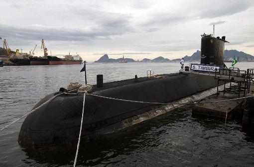 """Die """"ARA San Juan"""" ist seit über einer Woche verschollen. Foto: AFP"""