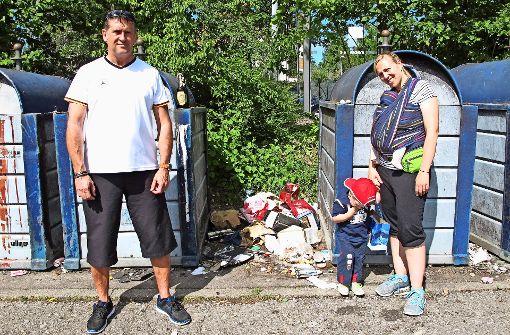Anwohner ärgern sich über wilde Müllkippen