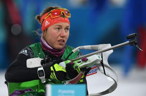 """Biathlon-Frauen-Staffel: Patzer beim Schießen – """"Betthupferl"""" Teil 17"""