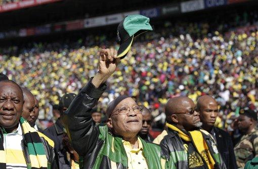 Südafrika steht vor einer Richtungsentscheidung