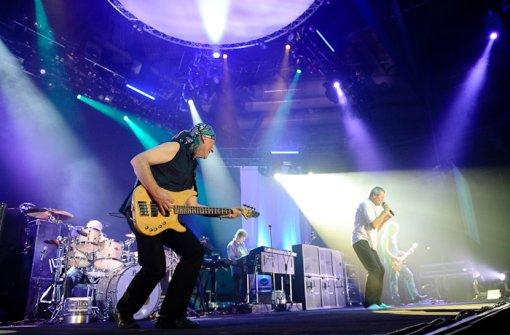 Deep Purple in Stuttgart