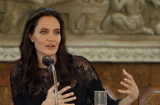 """Angelina Jolie: """"Wir werden immer eine Familie sein"""""""