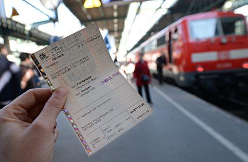 Groß angelegter Betrug mit Bahntickets